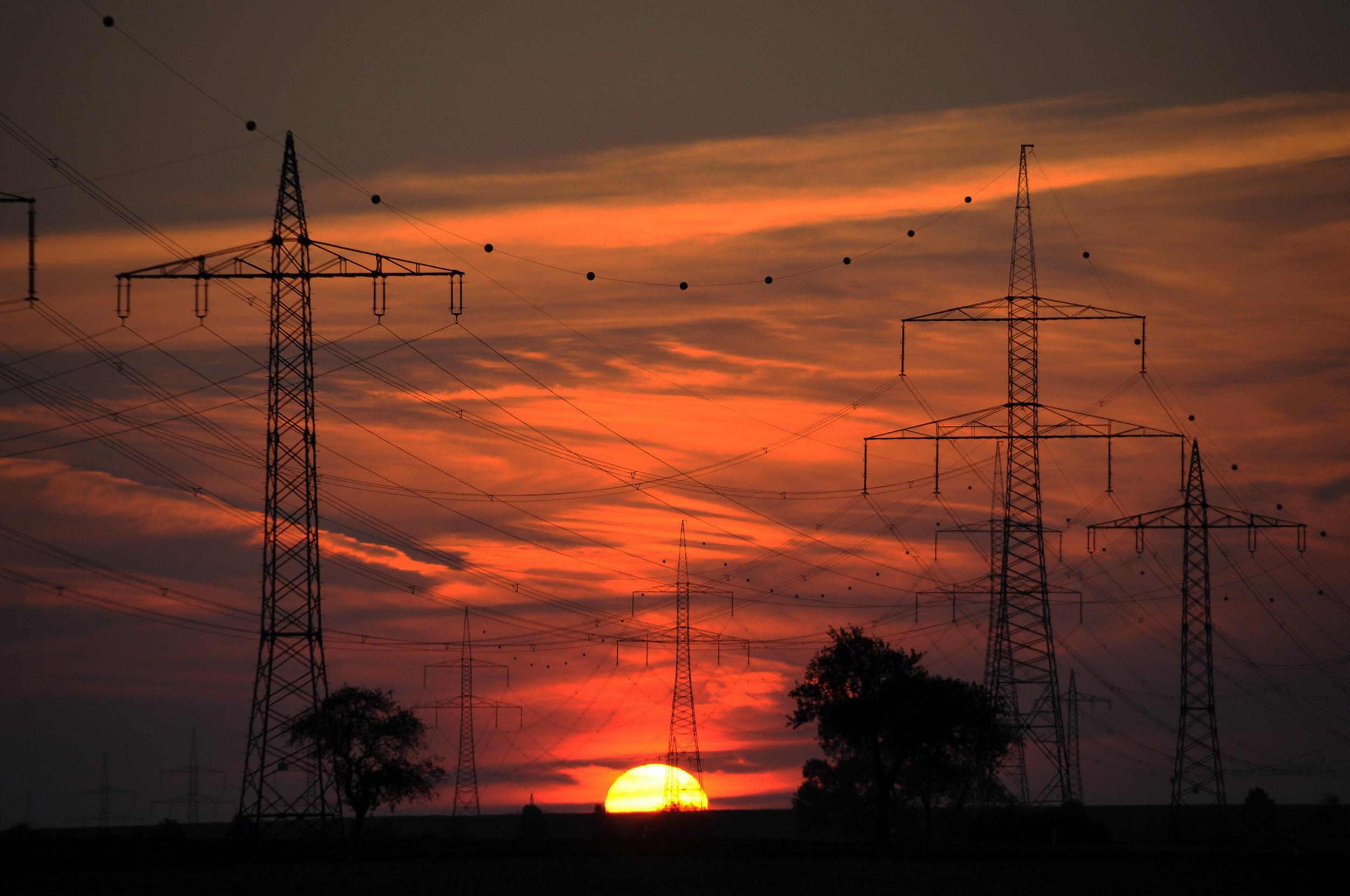 DRONE & GIS / Energia Elétrica